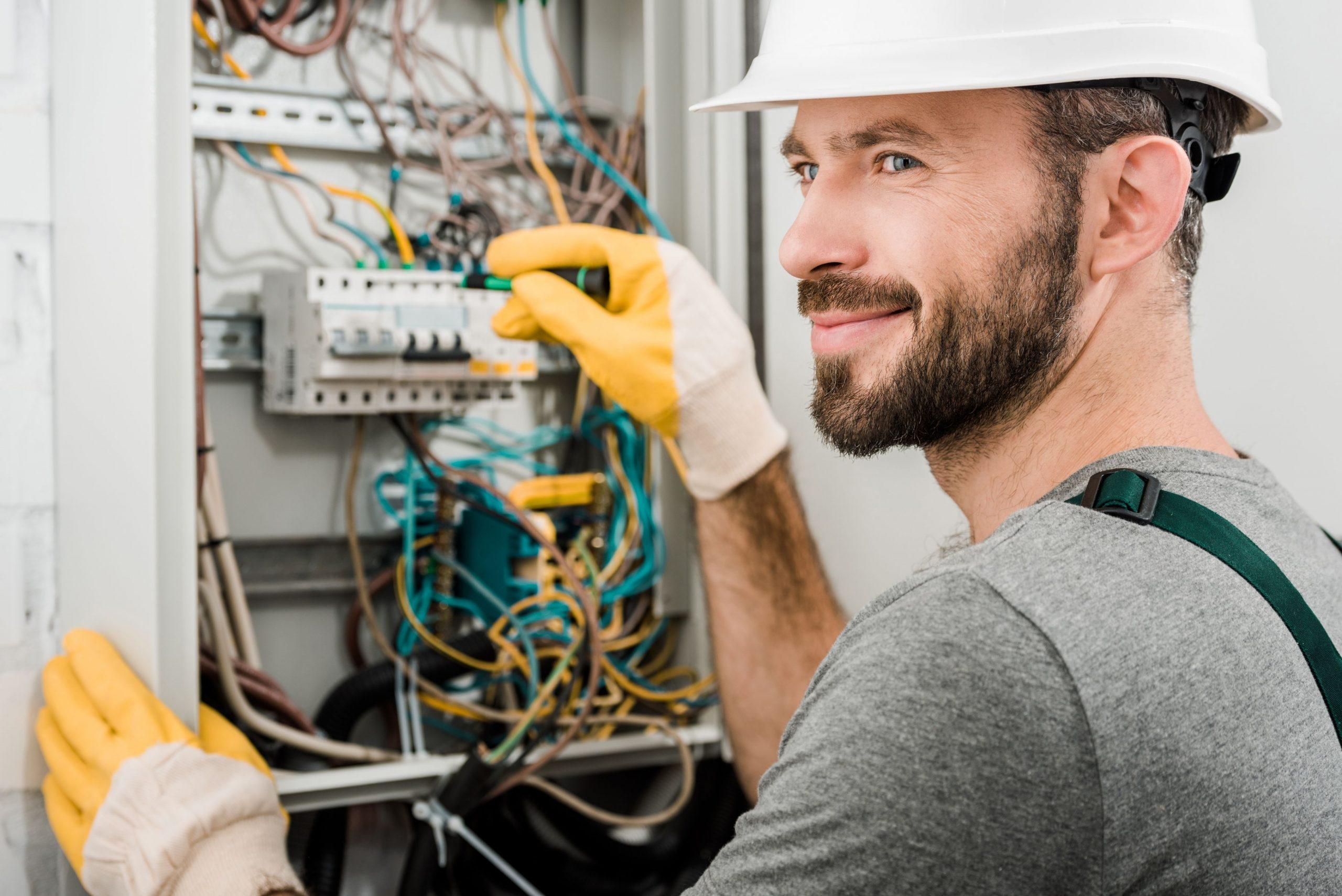 prix conseils electricien balayeuse